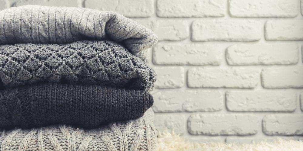 Postarejte se o svůj svetr