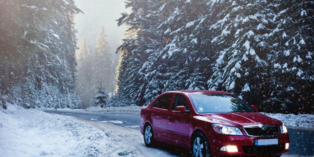 Vánoční úklid na čtyřech kolech aneb Dárek pro vaše auto