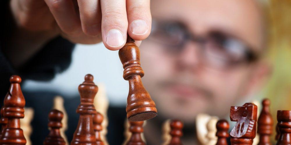 Královská hra šachy - Odpočinek i na několik let
