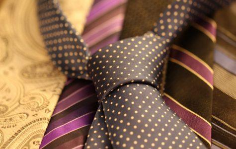 Jak se starat o kravatu